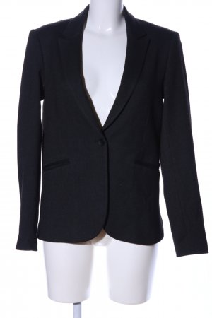 Mos Mosh Kurz-Blazer schwarz Business-Look