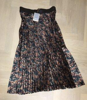 Mos Mosh Pleated Skirt multicolored