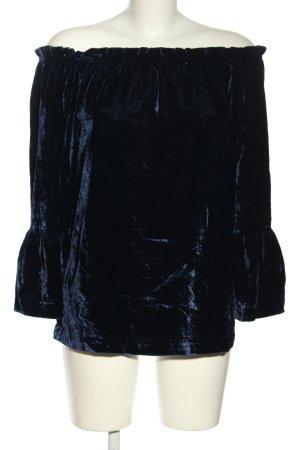 Mos Mosh Schlupf-Bluse blau Elegant