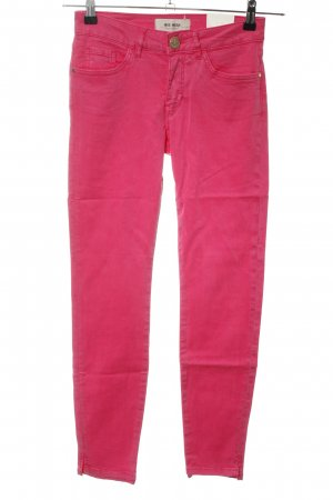 Mos Mosh Skinny Jeans pink Casual-Look
