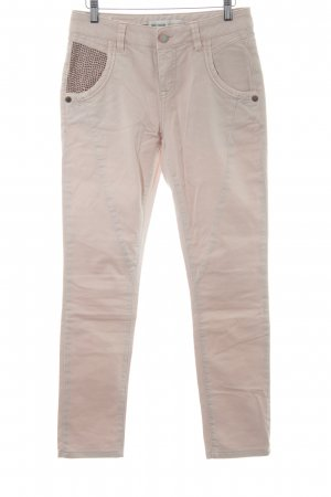 Mos Mosh Skinny Jeans rosé Casual-Look