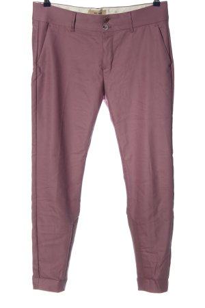 Mos Mosh Stoffhose pink Casual-Look
