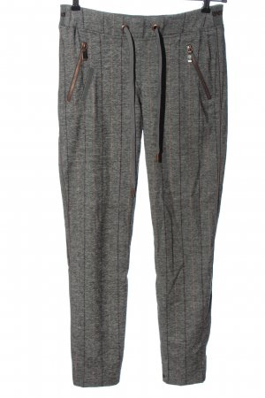 Mos Mosh Stoffhose meliert Casual-Look