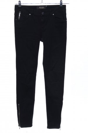 Mos Mosh Stretch Jeans black casual look