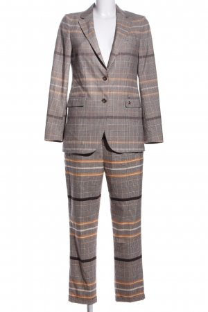 Mos Mosh Woven Twin Set graphic pattern business style