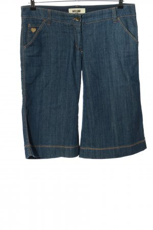 Moschino Jeans a 3/4 blu Cotone