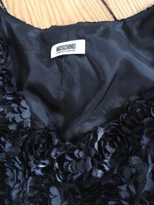 Moschino Evening Dress black polyester