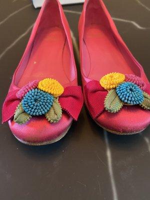 MOSCHINO Cheap & Chic Ballerines Mary Jane multicolore