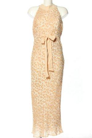 Moschino Suknia balowa Wzór w kropki W stylu casual