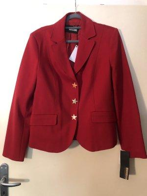 Love Moschino Sweat Blazer red