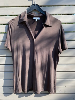 Moschino Short Sleeved Blouse brown