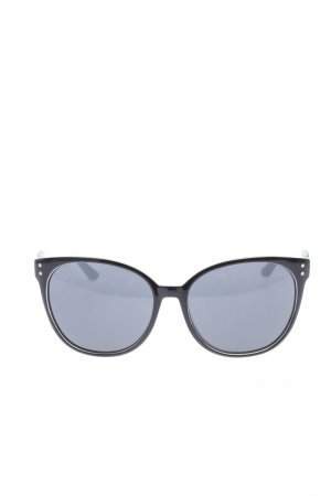 Moschino Glasses black-white casual look