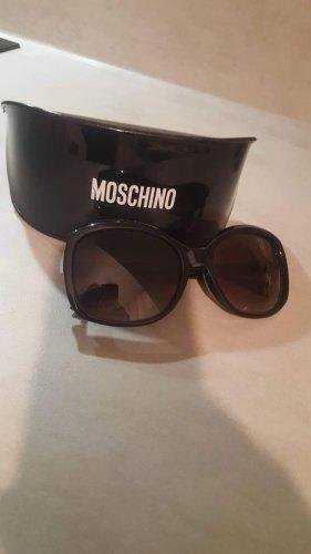 Moschino Lunettes carées noir