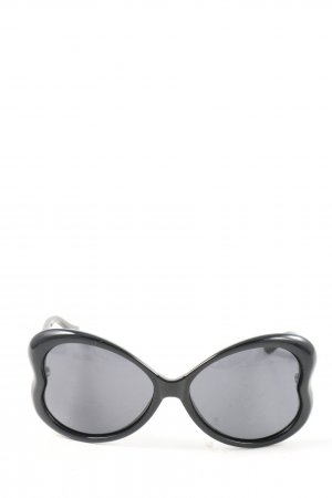Moschino Butterfly Brille schwarz-hellgrau Casual-Look