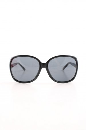 Moschino Butterfly Brille schwarz Casual-Look