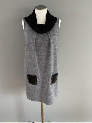 Moschino Cheap and Chic Mini Dress grey-black