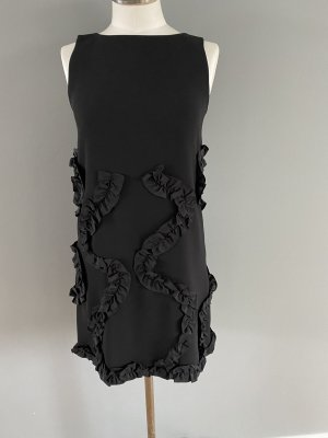 Moschino Cheap and Chic A Line Dress black