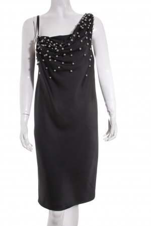 Moschino Cheap and Chic Cocktailkleid schwarz Elegant