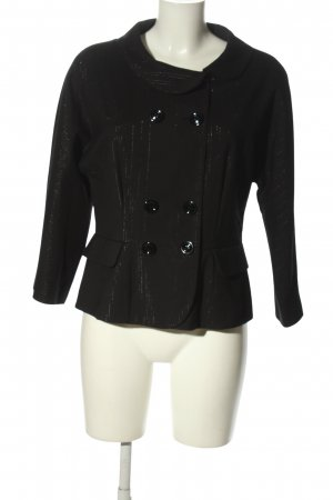 Moschino Cheap and Chic Jerseyblazer schwarz Casual-Look
