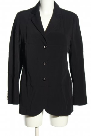 Moschino Cheap and Chic Kurz-Blazer schwarz Business-Look