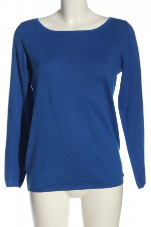 Moschino Cheap and Chic Crewneck Sweater blue casual look