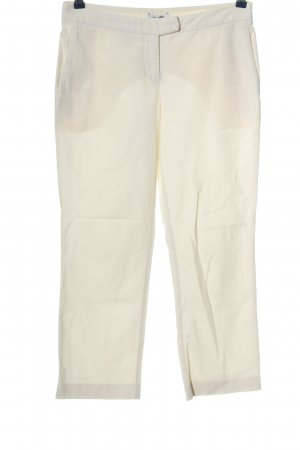 Moschino Cheap and Chic Jersey Pants white casual look