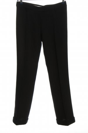 Moschino Cheap and Chic Stoffhose schwarz Casual-Look