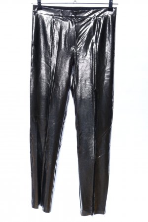 Moschino Cheap and Chic Stretchhose schwarz Casual-Look