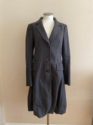 MOSCHINO Cheap & Chic Cappotto in lana antracite