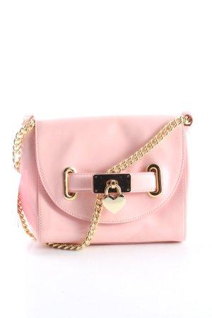 MOSCHINO Cheap & Chic Umhängetasche pink Casual-Look