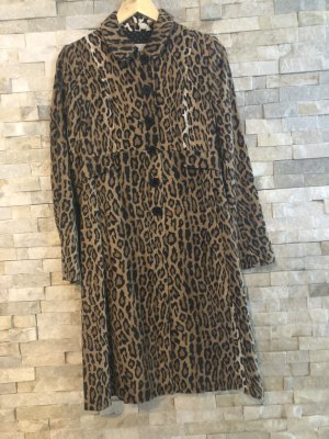 Moschino Cheap and Chic Wool Coat multicolored