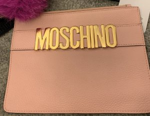 Moschino Clutch light pink