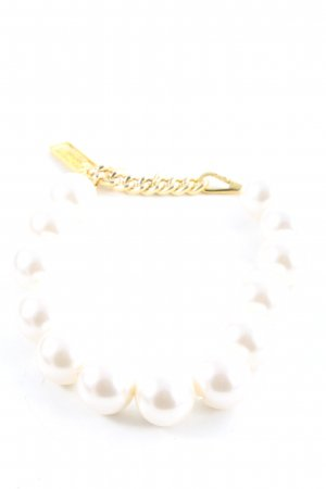 Moschino Collier bianco sporco stile casual