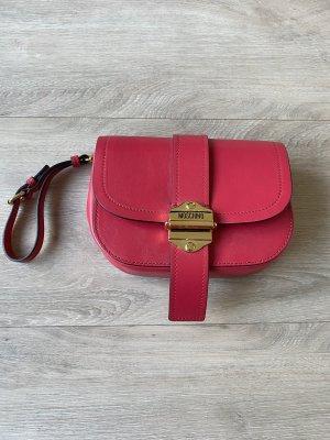 Moschino Riñonera rosa