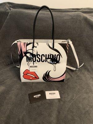 Boutique Moschino Borsa shopper multicolore