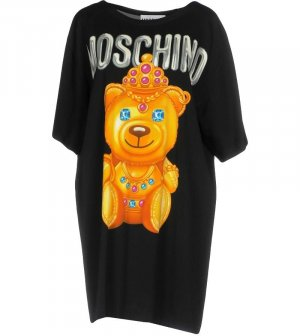 Moschino Robe courte multicolore
