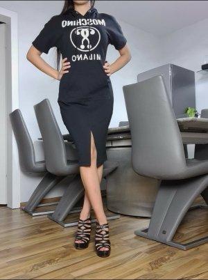 Moschino A Line Dress white-black