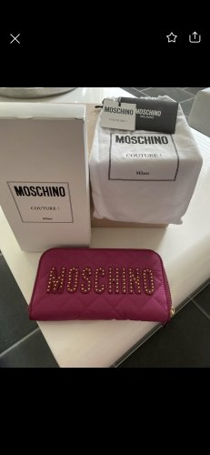 Moschino Portemonnee roze