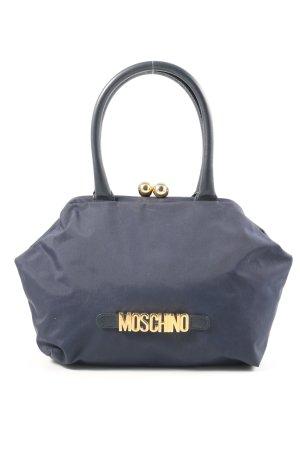 Moschino Handtasche blau Casual-Look
