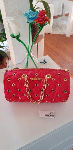 Boutique Moschino Handbag red