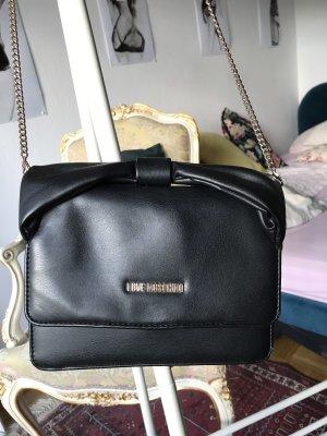Moschino Handtasche Echtleder