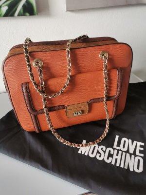 MOSCHINO Handtasche, wie NEU!
