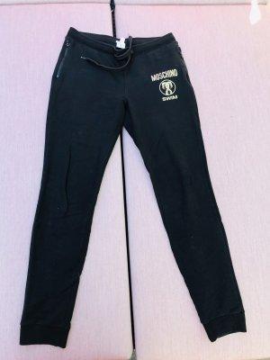 Moschino Spodnie sportowe czarny