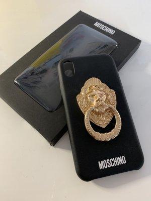Moschino Hanger zwart-goud