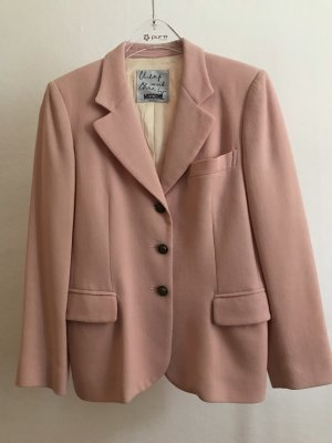 Moschino Cheap and Chic Wool Blazer multicolored