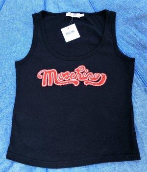 Moschino Camisa de tirantes para hombres multicolor Algodón