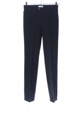 Moschino Jeans Anzughose schwarz Business-Look