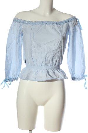 Moschino Jeans Carmen-Bluse