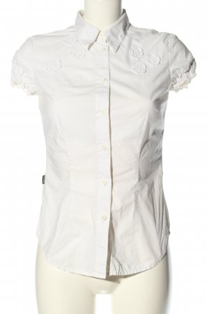 Moschino Jeans Short Sleeve Shirt white casual look