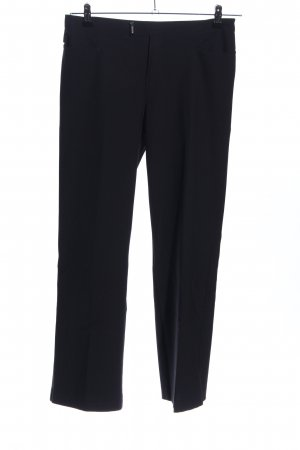 Moschino Jeans Stoffhose schwarz Business-Look